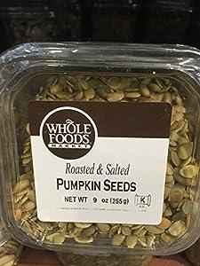 Whole foods pumpkin seeds