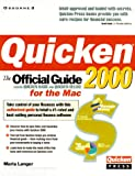 img - for Quicken 2000 for the Mac: The Official Guide book / textbook / text book