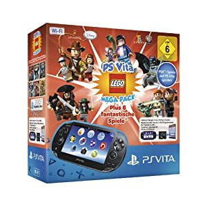 PlayStation Vita (WiFi) inkl. Lego Mega Pack