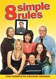 8 Simple Rules: Complete Second Season [DVD] [Region 1] [US Import] [NTSC]