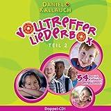 echange, troc Daniel Kallauch - Volltreffer Liederbox CD 2 (Doppel-CD) (Livre en allemand)