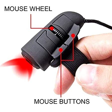 USB Optical Finger Mouse
