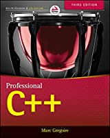 Professional C++, 3rd Edition Front Cover