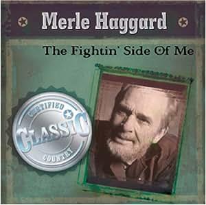 Merle Haggard Fightin Side Of Me Amazon Com Music