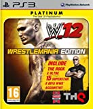 WWE '12 Wrestlemania Edition (Platinum) /PS3