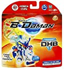 Battle B-Daman Direct Hit Figure: Cobalt Blade