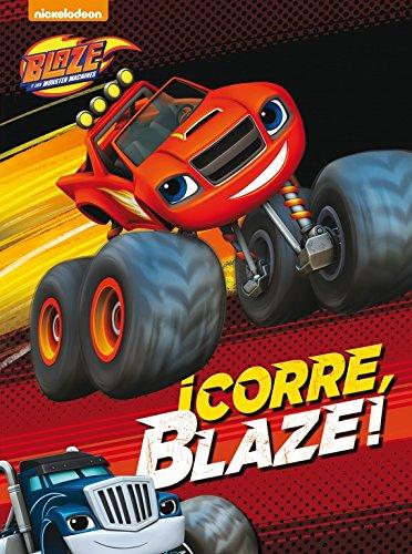 ¡Corre, Blaze! Blaze. Actividades (BLAZE Y LOS MONSTER  MACHINES)