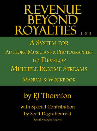 Revenue Beyond Royalties - a guide for authors to make more money