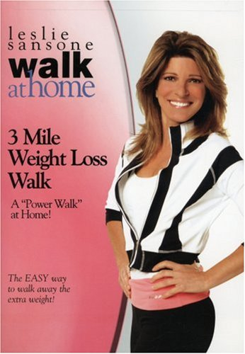 Leslie Sansone: 3 Mile Weight Loss Walk image