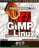Photo du livre Gimp pour linux