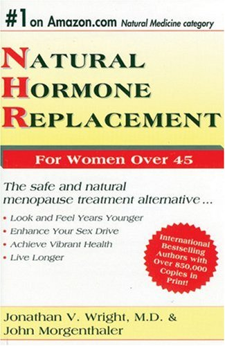 Natural Hormone Replacement For Women Over 45, John Morgenthaler