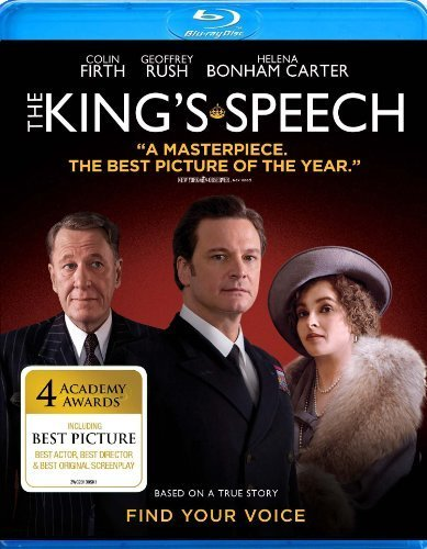 The King's Speech [Blu-ray] by The Weinstein Company/Anchor Bay Entertainment