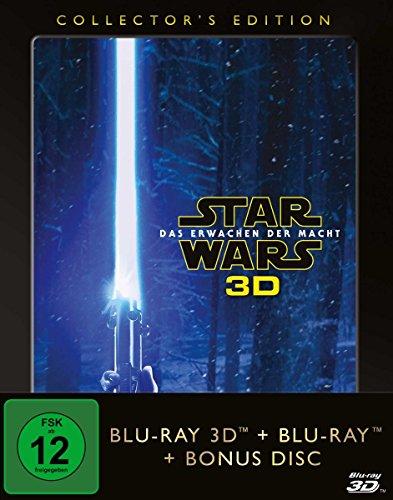 Star Wars - das Erwachen der Macht - 3d+2d+Bonus - [Blu-ray]