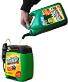from Scotts Miracle-Gro Scotts Miracle-Gro Roundup Fast Action Weedkiller Pump N Go Ready To Use Spray, 5 L Model 012031