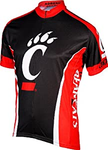 Cincinnati Cycling Jersey by Adrenaline Promotions