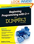 Beginning Programming with C++ For Du...