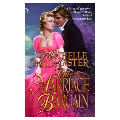 The Marriage Bargain: Michelle McMaster: 9780843947502: Amazon.com