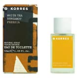 Korres Women White Tea, Bergamot and Freesia Eau de Toilette Fragrance 50ml