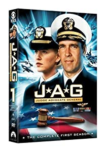 JAG (Judge Advocate General) - The Complete First Season