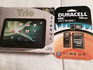 "4.3"" Android Tablet [TRIO43MID40C] -"