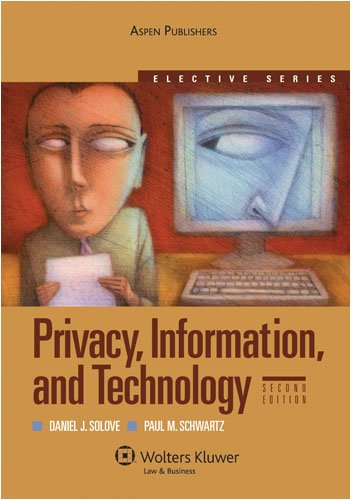 Privacy Information and Technology 2nd Edition