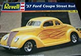 REVELL 1937 FORD COUPE YELLOW STREET ROD 1/24