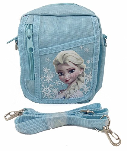 Disney Frozen Baby Blue Queen Elsa Camera Bag - 1