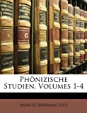 img - for Ph nizische Studien, Volumes 1-4 (German Edition) book / textbook / text book