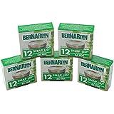 Bernardin Wide Mouth Snap Lid 86MM 5 Pack (60 Lids)