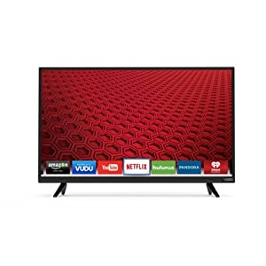 VIZIO E32h-C1 32-Inch 720p Smart LED TV
