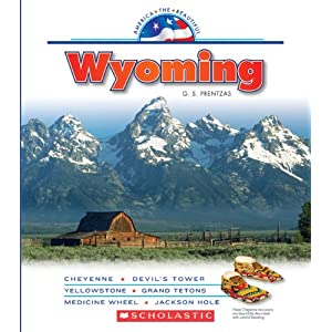 Wyoming (America the Beautiful, Third) G. S. Prentzas