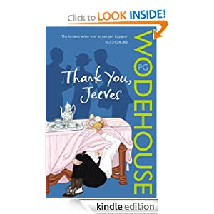 Amazon.com: Thank You, Jeeves: (Jeeves & Wooster) eBook: P. G. ...