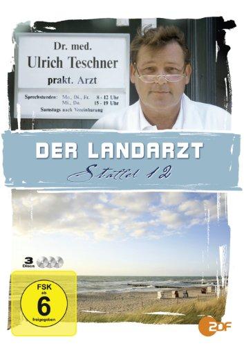 Der Landarzt - Staffel 12 (Jumbo Amaray - 3 DVDs)