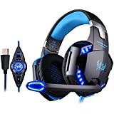 Computer Gaming Headsets EACH G2200 USB 7.1 Surround Sound Vibration Game Gaming Headphone Computer Headset Earphone...