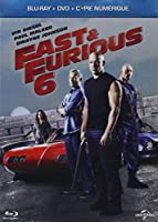 Fast & Furious 6 [Combo Blu-ray + DVD + Copie digitale - Édition boîtier SteelBook]