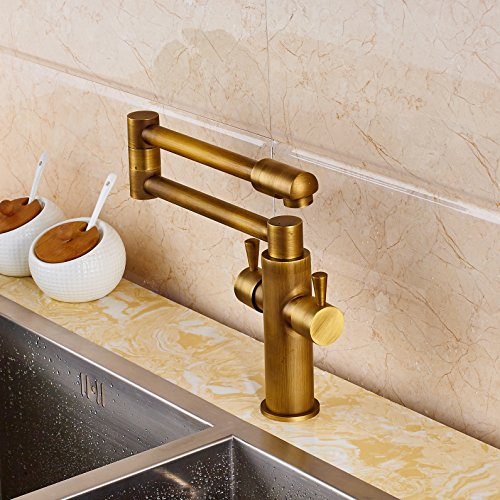 Pot Filler Antique Brass Faucets Price Compare