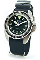 CWC Royal Navy Automatic Divers Watch silver non-dated