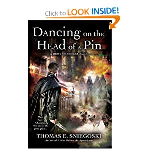 Dancing on the Head of a Pin  A Remy Chandler Novel