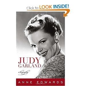 judy garland a biography Judy garland, nome artístico de frances ethel gumm (grand rapids, 10 de junho de 1922 — londres, 22 de junho de 1969), foi uma atriz americana considerada por .