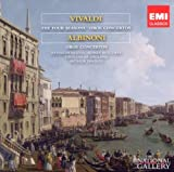 Vivaldi: Four Seasons, Oboe Concertos / Albinoni: Oboe Concertos (The National Gallery Collection) Arthur Davison