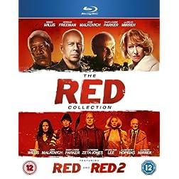 Red 1 & 2 [Blu-ray]