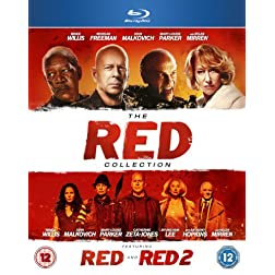 Red 1 & 2 [Blu-ray]