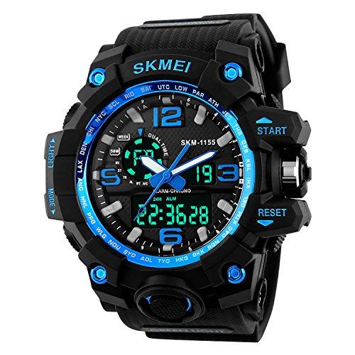 civo-mens-boys-analogue-digital-50m-waterproof-military-sport-watch-mens-big-face-dual-dial-business