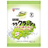 [トクホ]マンナンライフ 蒟蒻畑ララクラッシュマスカット味192g×12袋