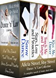Dance n Luv Contemporary Romance Boxed Set (Books 1-3 plus a short story)