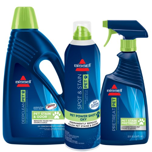 BISSELL Pet Deep Cleaning Formula Kit for Upright Deep Cleaning, 1033 at Sears.com