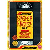 Shameless Slasher Nasties Box Set (Killer Nun / Torso / Night Train Murders) [DVD]by Suzy Kendall