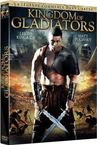 Kingdom Of Gladiators [Edizione: Francia]