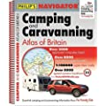 Philip's Navigator Camping and Caravanning Atlas of Britain (Philips Atlas)