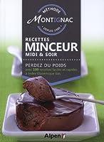 Méthode Montignac, recettes minceur midi & soir